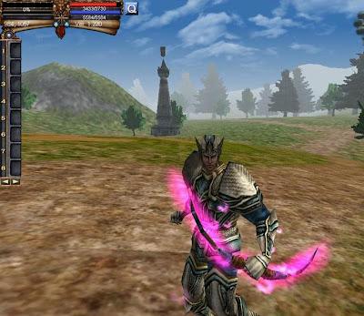 Knight Online - Armaduras e Armas legais