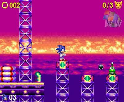 Jogo Sonic Origins