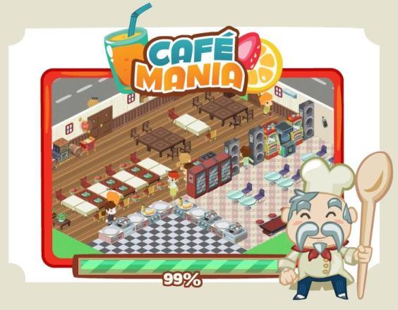 cafe mania jogo orkut