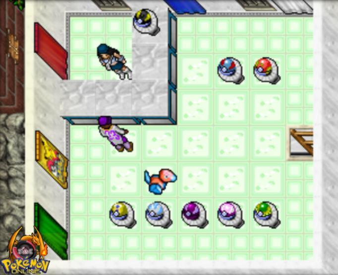 pokebola pokemon online jogo