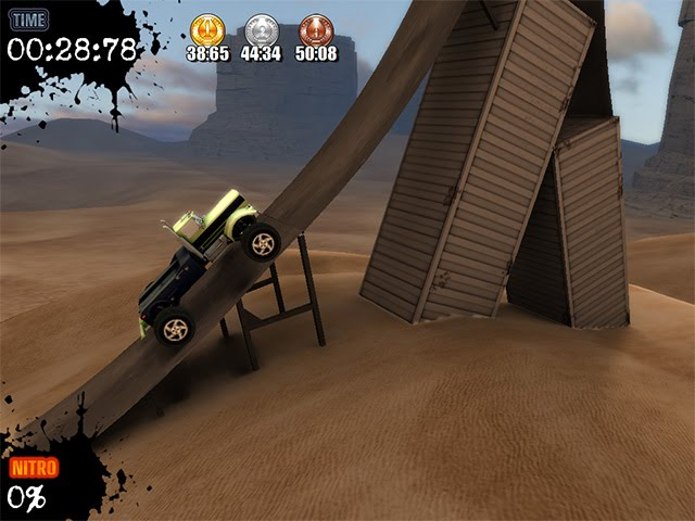 jogo gametop Monster Truck Challenge