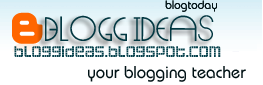 BLOGG IDEAS