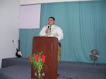Pastor Alejandro Quiroga