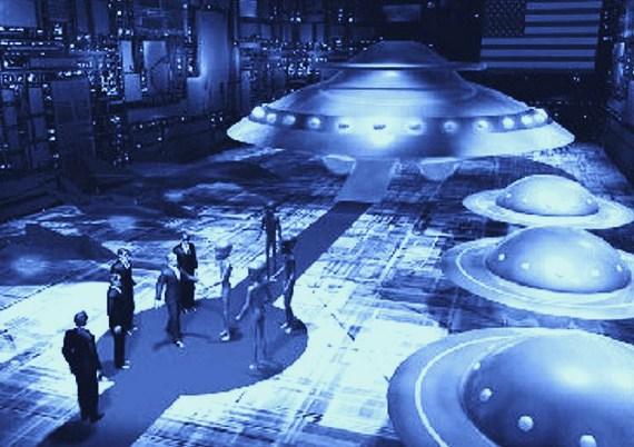 REVELACIÓN MUY IMPORTANTE: China y el Jaque-Mate Extraterrestre al Nuevo Orden Mundial. La Revelación Está Muy Cerca Realmente