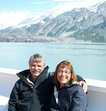 Mike and I in Alaska