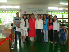 Baguio Benguet LIbrarians outreach activity
