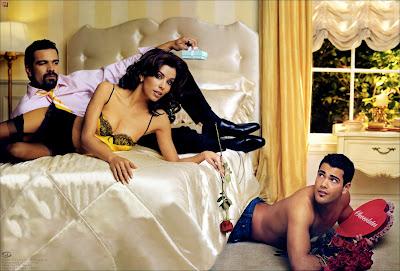 Marc Seliger Desperate Housewives photoshoot Eva Longoria
