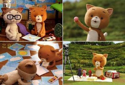 Komaneko / Komaneko - The curious cat (2006 -2009)