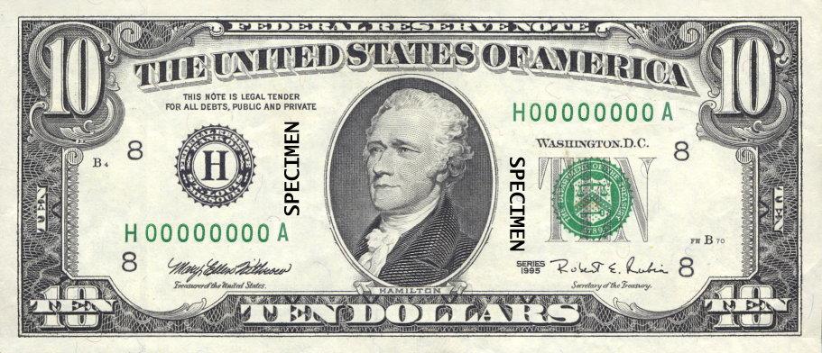 usa499H-1995o--$+10+USD (image)