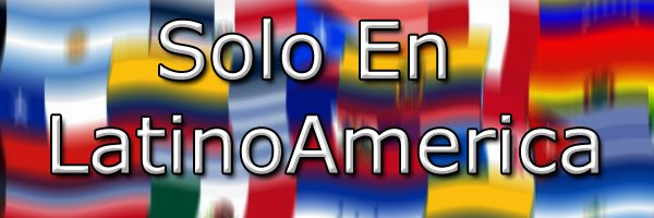 Solo  En LatinoAmerica