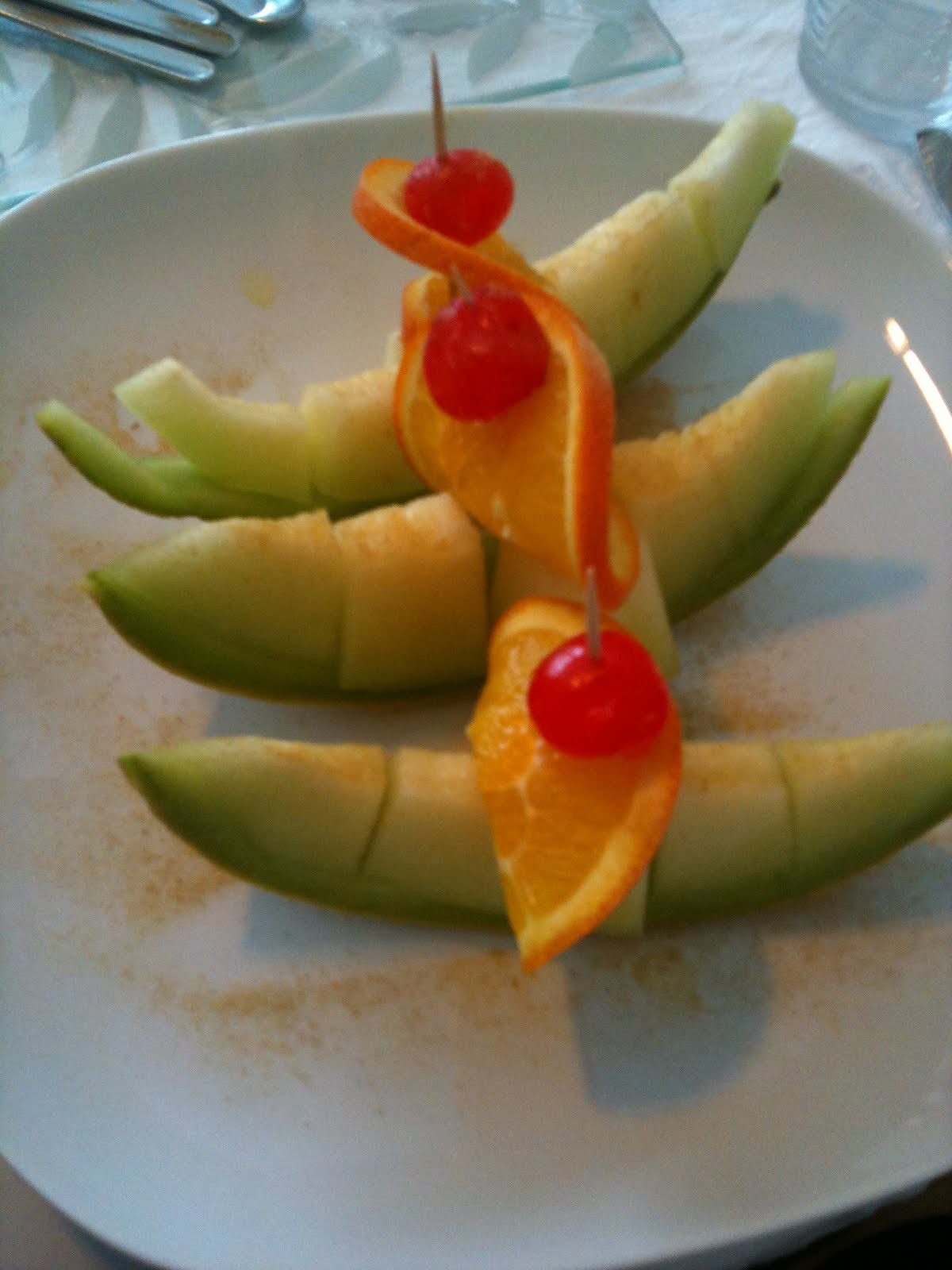 Melon Boats Recipes — Dishmaps
