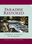 Paradise Restored by David Chilton