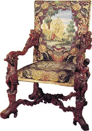 Historia del Mueble y de la Decoracin Interiorista 12 El palacio