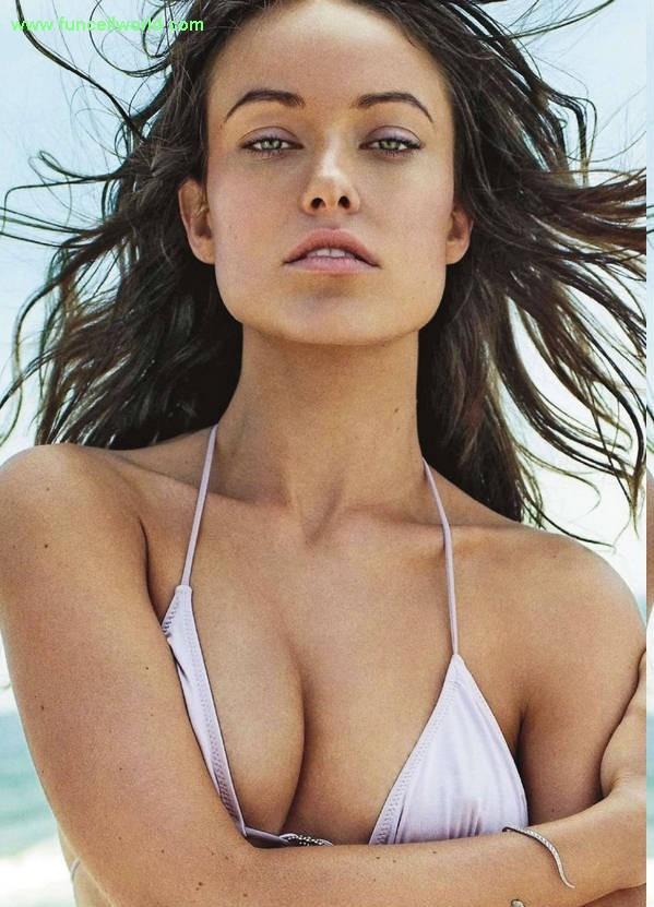 olivia wilde bikini