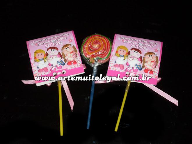 Convites infantis e lembrancinhas de aniversário Arte muito legal