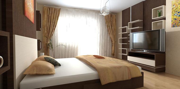 Dormitorios modernos for Modelos de dormitorios matrimoniales