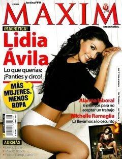 Lidia Avila Sexy