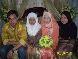 Adik-beradikku...sentiasa bersama ssh dan senang