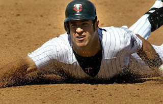 Minnesota Twins Catcher Joe Mauer