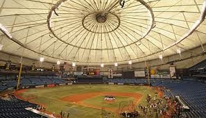 The Catwalk at Tropicana Field