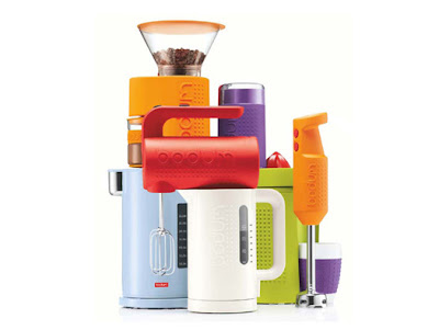 Bistro Line Appliances by Bodum