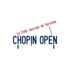 Logo Festiwalu Chopin Open
