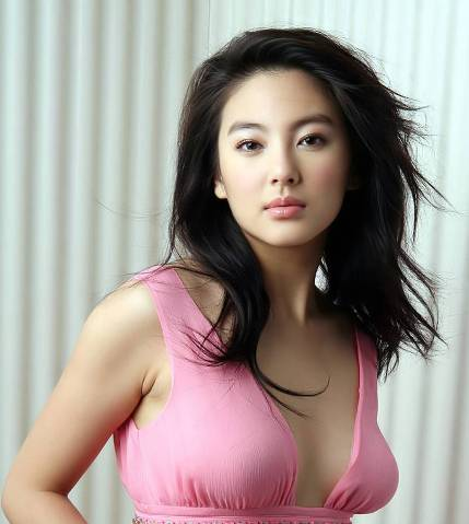 Foto Zhang Yu qi Artis Dan Model Cantik China