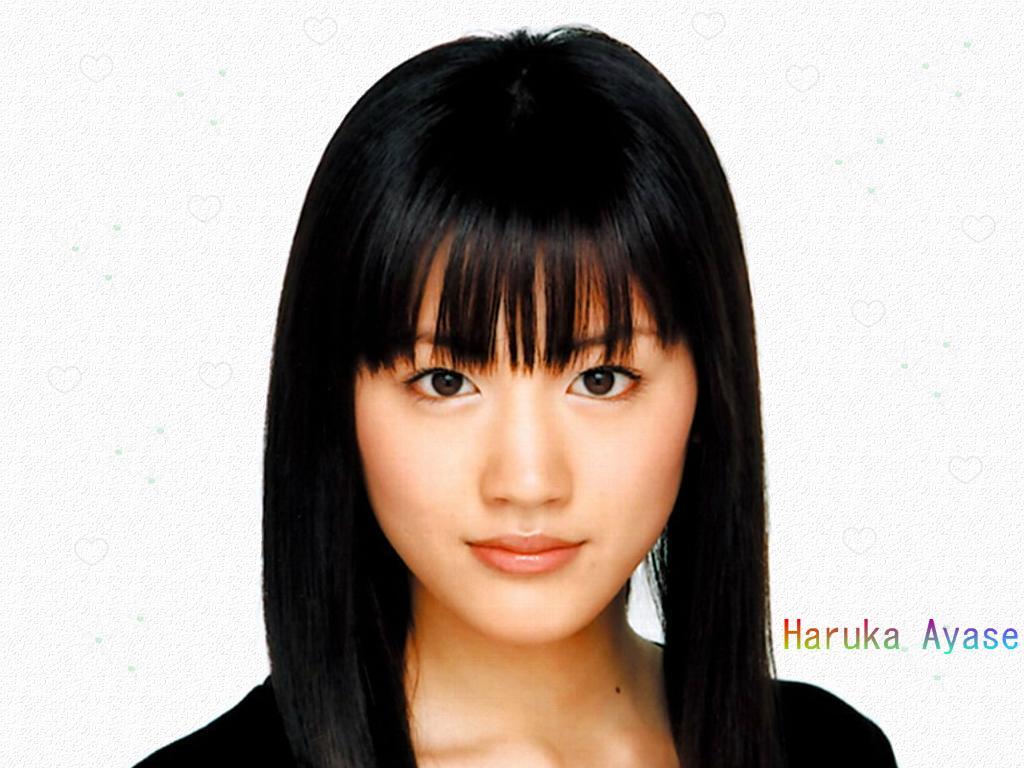 Ayase Haruka - Photo Set