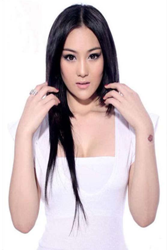 Beauty Temptation Zhang Xin Yu   Asia Cantik Blog