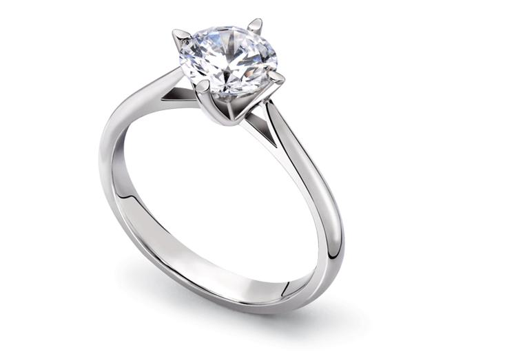 Vintage Engagement Rings  Angeles on Affordable Engagement Rings In Los Angeles    Modern Design S Jewelry