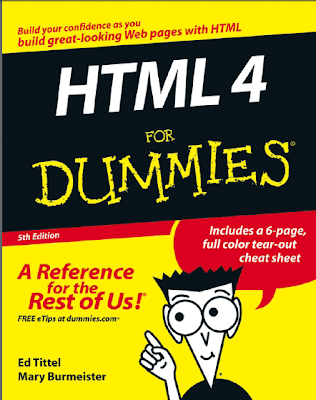 html for dummies image