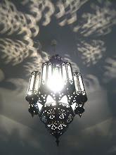 Lampan i hallen