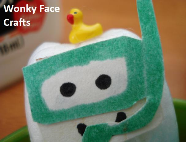 Wonky Face Crafts