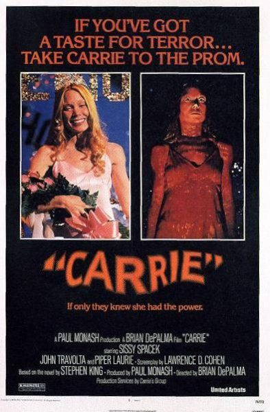 CARRIE (Brian De Palma,