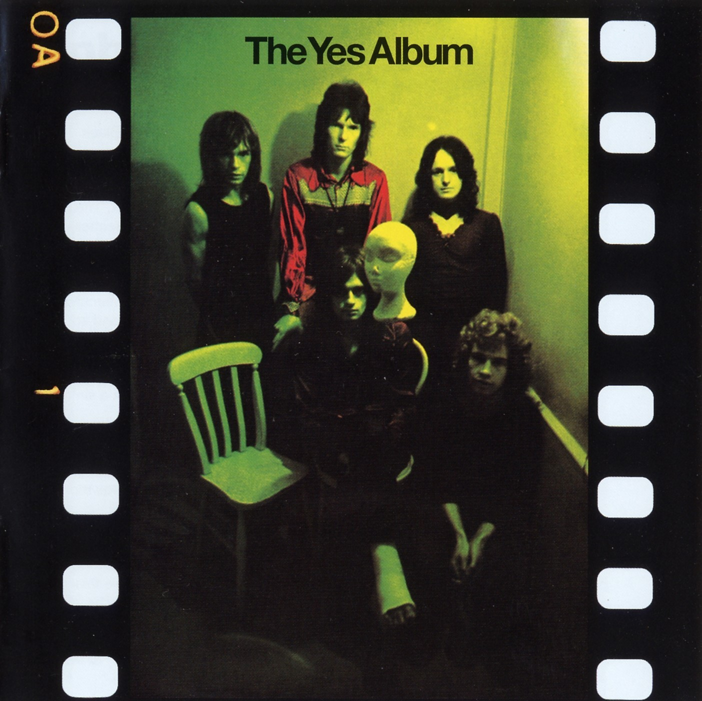 My Music Collection The Yes Album