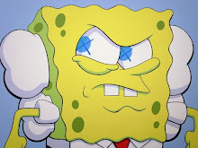 Spongebob x Kaws