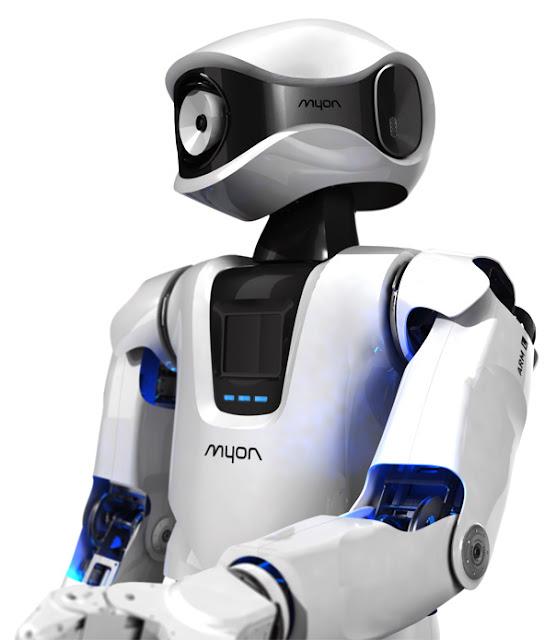 Myon, el robot modular de Alemania, va a ser utilizado por los ...