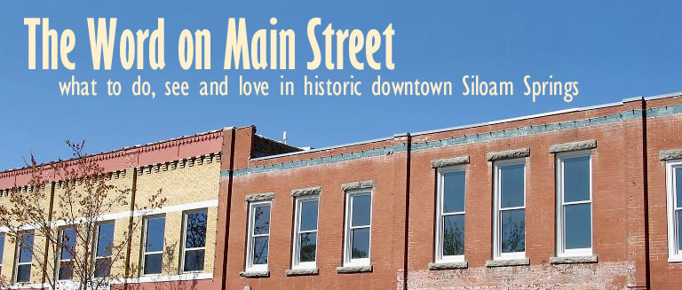 The Word on Main Street