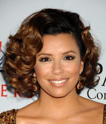 Hairstyles Tips: Eva Longoria's 5 Different Hairstyles