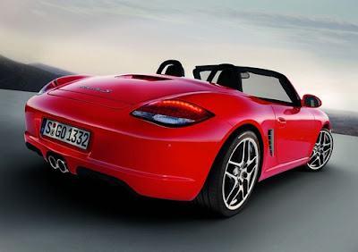 Porsche Boxster for 2009