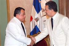 Presidente Leonel Fernández brinda apoyo al proyecto ecuatoriano sobre petróleo