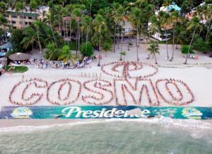Bikini Bash rompe su propio récord en playa Juan Dolio