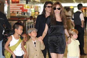 Angelina Jolie: 'Mi familia me da fuerza, pero también es mi debilidad'