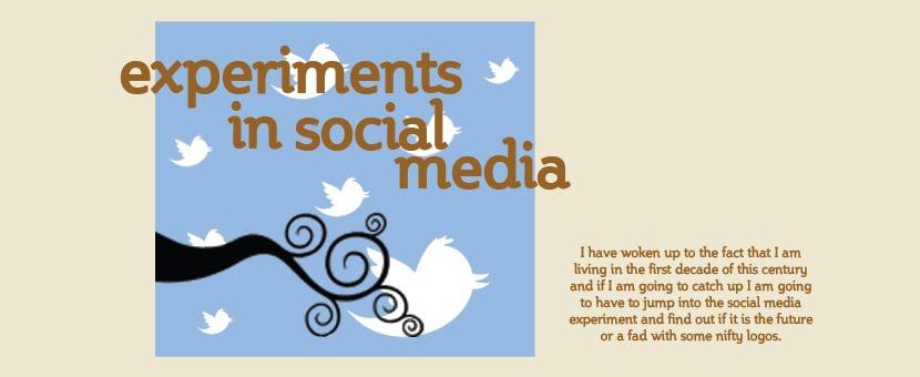 Social Media Experimentations