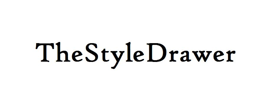 the style drawer
