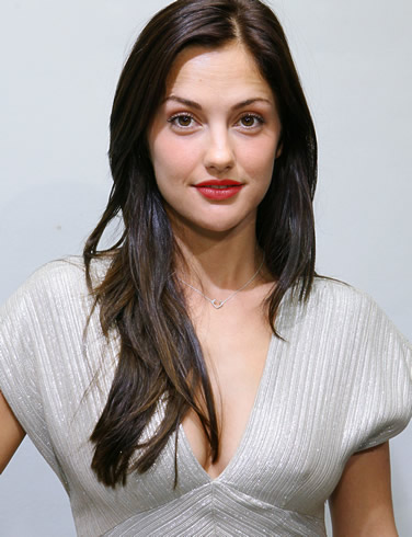 Actress Minka Kelly became a Los