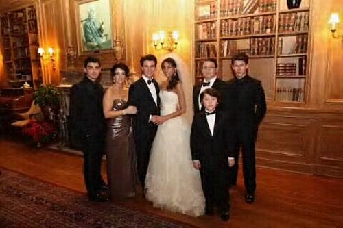 Kevin Jonas Wife Wedding