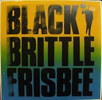 Various - Black Brittle Frisbee (1987, Hit City)