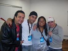 DJ`s Betão Grooves, Chris Souldeep,  Fabi Pinheiro e Silvinho