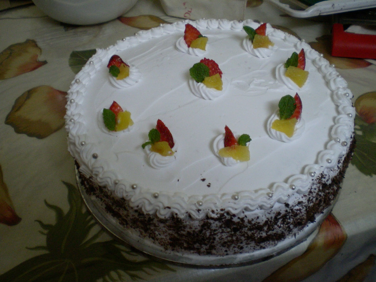 Foodie Delights Bangalore Life N Spice Home Made Birthday Cakes
